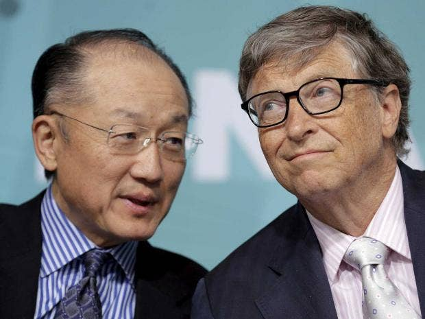 World Bank President Jim Yong Kim Speaks With Microsoft Co Founder Bill  Gates At A Forum On Financial Development At The 2016 IMF World Bank Spring  Meeting ...  Bill Gates Resume