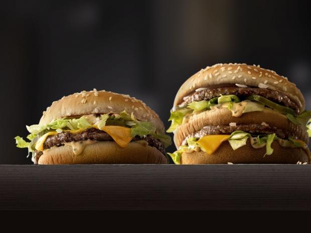 Big Mac Burgers Jpg
