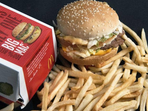 The mac daddy can the big mac survive in the age of the - Fast good cuisine big mac ...