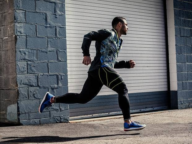 The Best New Running Shoes of Best for Gym-Going and Running: Adidas AlphaBounce Beyond Ideal for gym use, these shoes run miles on the treadmill before stomping over to the weight room to hold steady during deadlifts, and then over to the turf for quick feet.