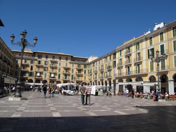 Plaza Mayor, Palma de Mallorca