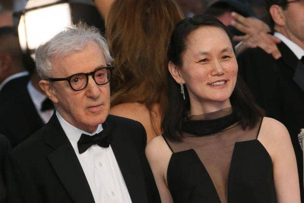 Woody Allen claims he ...