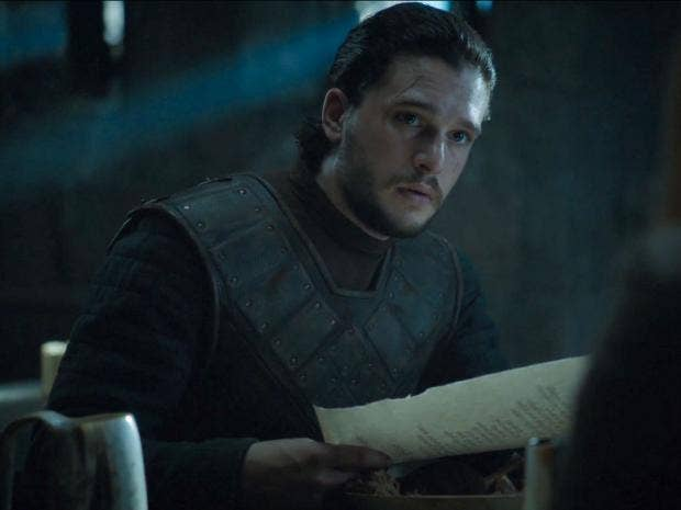 ramsay bolton letter to jon snow of thrones season 6 director debunks fans pink 24190
