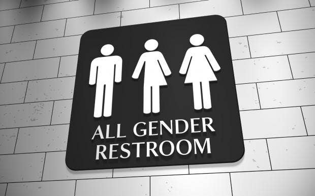 Yale introduces gender neutral bathrooms to campus the for Transgender bathroom debate