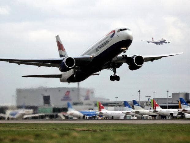 minor technical fault on ba jet triggers 6 000 mile flight to