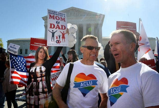 an argument in favor of same sex marriaged in the united states Same-sex marriage in the united states was civil rights campaigning in favor of marriage without same-sex marriage supporters make several arguments in.