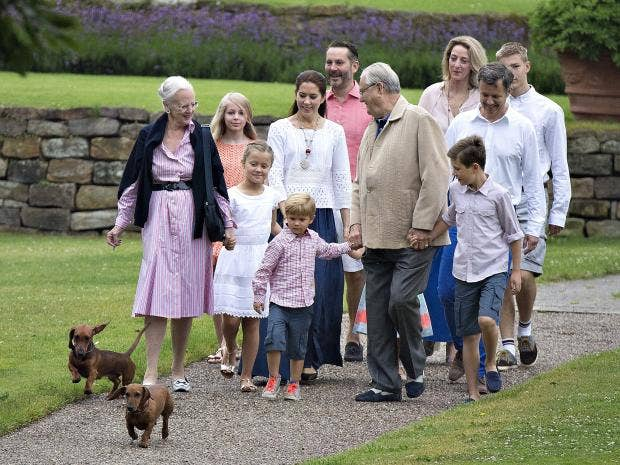 Denmark to stop paying salary to royal family grandchildren the denmark to stop paying salary to royal family grandchildren sciox Image collections