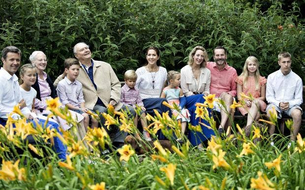Danish royals say only one of queens grandchildren will get state danish royals say only one of queens grandchildren will get state salary sciox Image collections