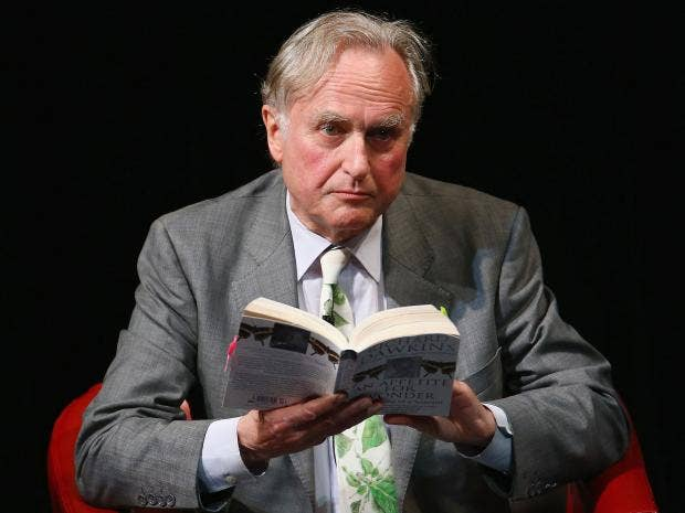 Image result for richard dawkins