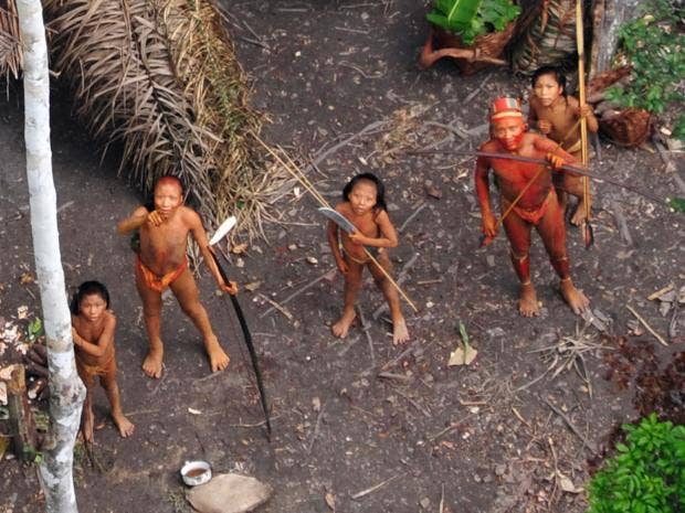 mina breaking news remember the uncontacted amazon tribe killed