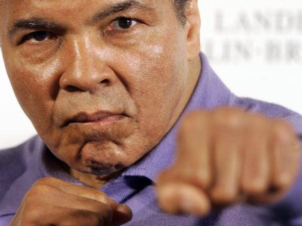 Muhammad Ali's Son Was Detained For Two Hours At An Airport