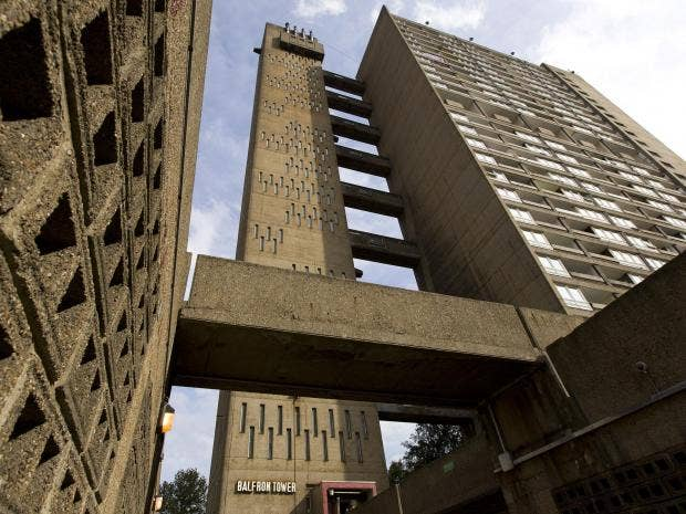 Government declares war on brutalist architecture the for Architecture brutaliste