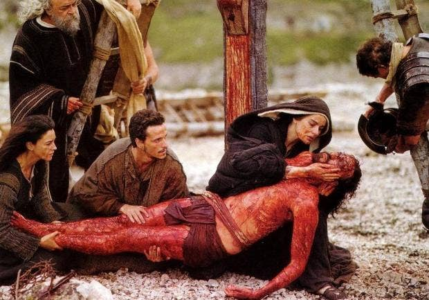 Jesus is back in the passion of the christ 2 the independent jesus is back in the passion of the christ 2 voltagebd Images
