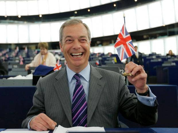 Image result for brexit farage