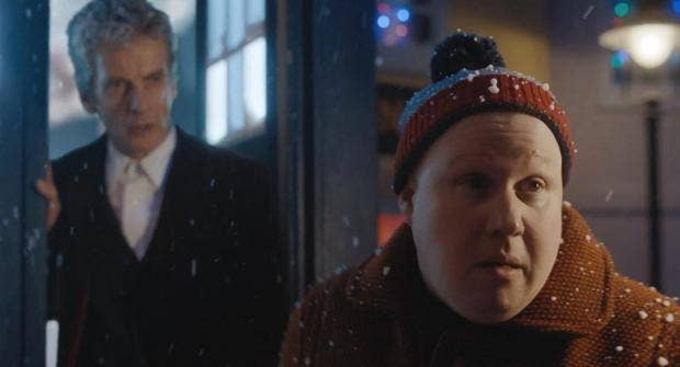 Doctor Who Christmas Special: 'Superhero' character reported to be ...