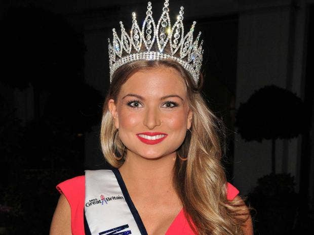I Saw The Sacrifices Zara Holland Made To Be Miss GB