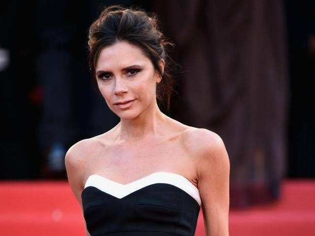 Victoria Beckham trademarks her five-year-old daughter ... Victoria Beckham For Target