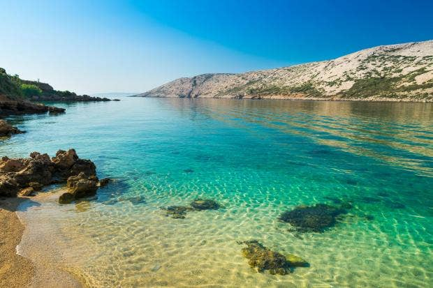 Split Ancient City in Croatia Adriatic Coastline - All the ...