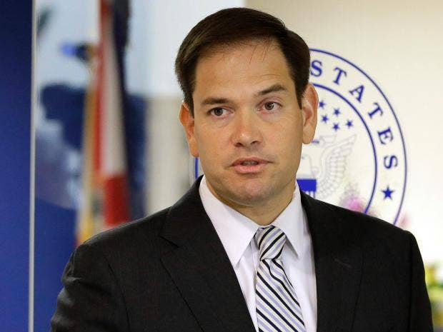 Marco Rubio Reveals His Presidential Campaign Staffers Were Hacked