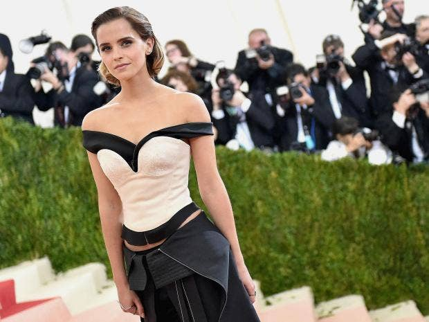 Emma Watson explains why she refuses to take selfies with fans