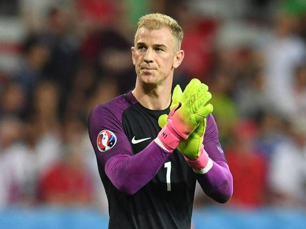 Image result for joe hart england