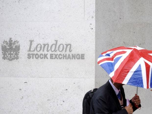 independent stock broker london