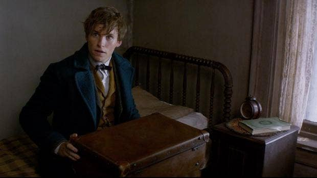 JK Rowling Answered Some Questions About Where FANTASTIC BEASTS Is Headed