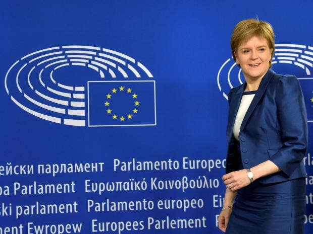 Scotland government plans independence vote before Brexit