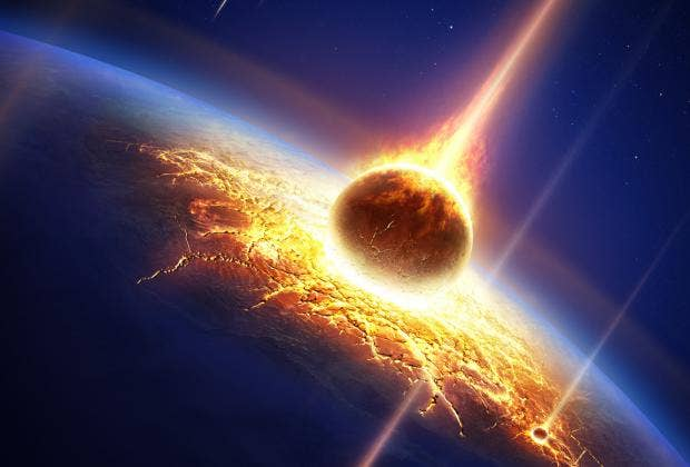 Too many people would rather see a giant meteor strike ...