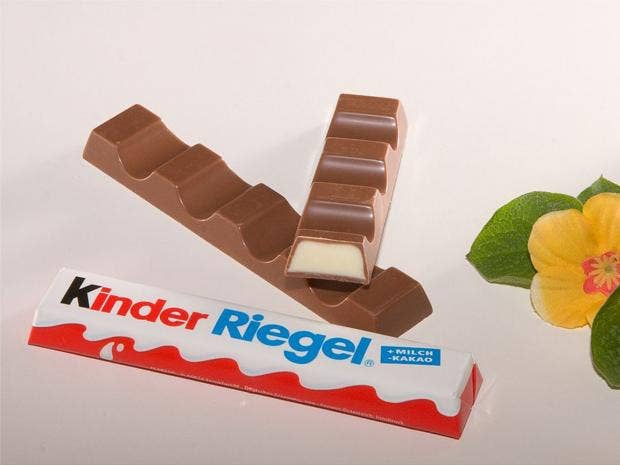 Kinder chocolate 'contain dangerous levels of likely carcinogens ...