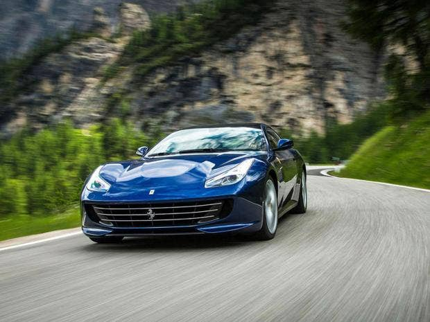 Ferrari Lusso Car Review Facelifted Ff Combines Supercar