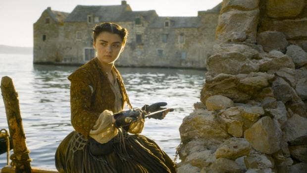 Game of Thrones season 7: Arya Stark looks set to be reunited with an old friend