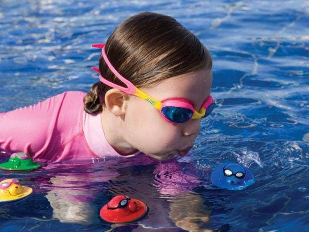 10 best swimming aids the independent for Can you get hiv from a swimming pool