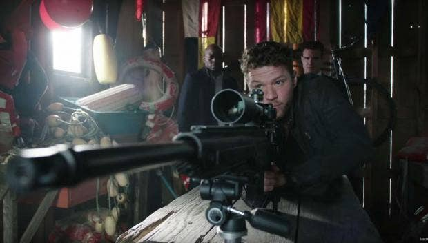 Ryan Phillippe sniper series Shooter postponed again after ... Ryan Phillippe Series