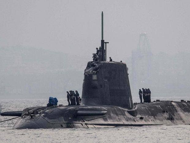 UK's entire fleet of hunter-killer submarines out of action
