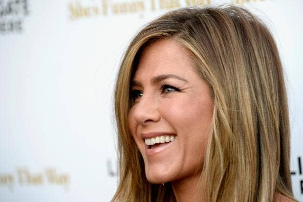 Jennifer Aniston's Team Denies Split With Justin Theroux