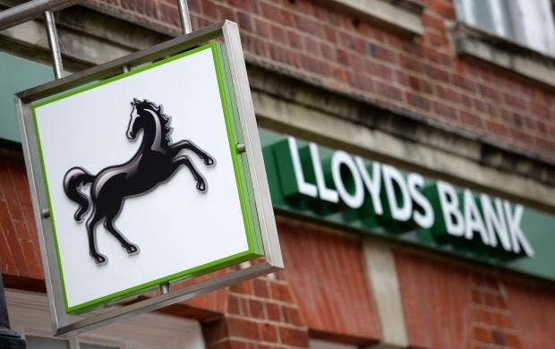 Stock under Consideration: Lloyds Banking Group plc (NYSE:LYG)