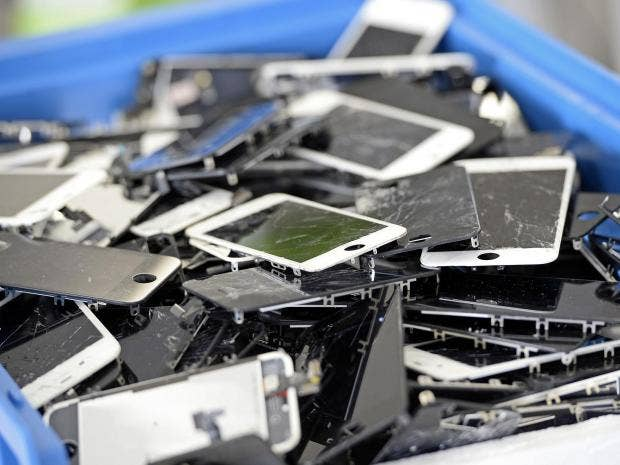 Smartphone screens could soon repair themselves thanks to ...