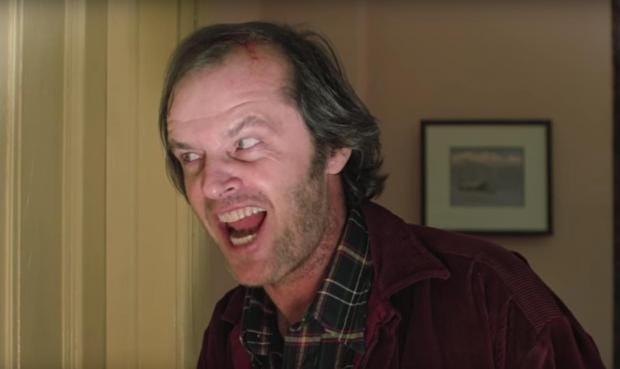 Image result for جاك نيكلسون فى  The Shining ،