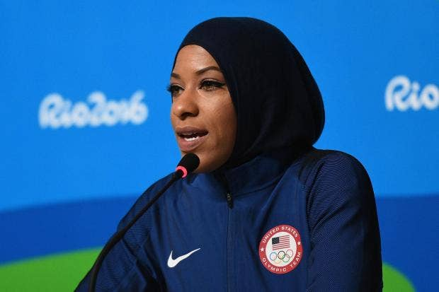 Rio 2016 Us Muslim Fencer Doesn T Feel Safe Due To Anti