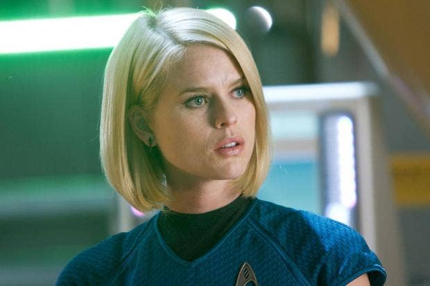 Simon Pegg explains why Alice Eve didn't return for Star Trek Beyond | The Independent