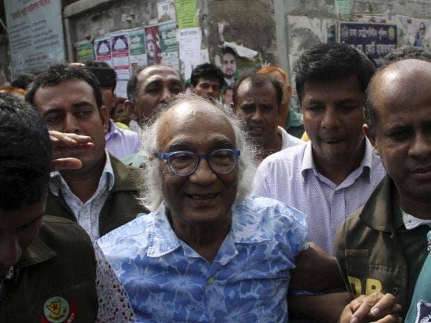 Shafik Rehman has been detained for four months without being charged