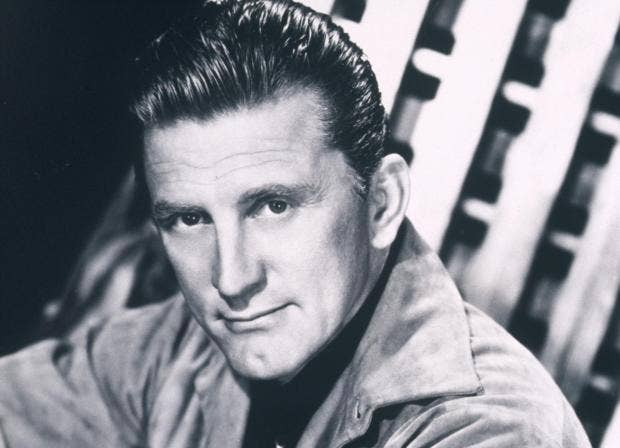 As Kirk Douglas approaches his 100th birthday, what made ...