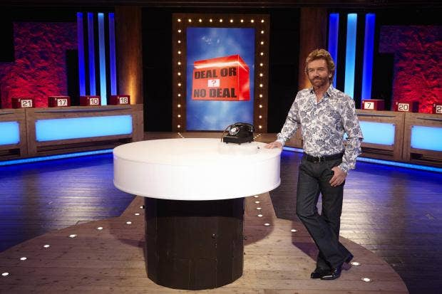 Deal or No Deal ending after 11 years with Noel Edmonds set to front