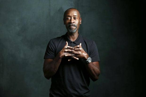 Don Cheadle says Donald Trump dropped N-bombs on golf course