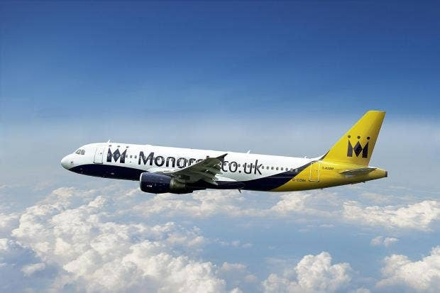 Monarch Airlines denies rumours of financial crisis