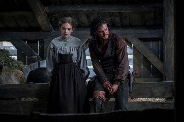 Arts entertainment films reviews brimstone review blood soaked revenge western cant help under your