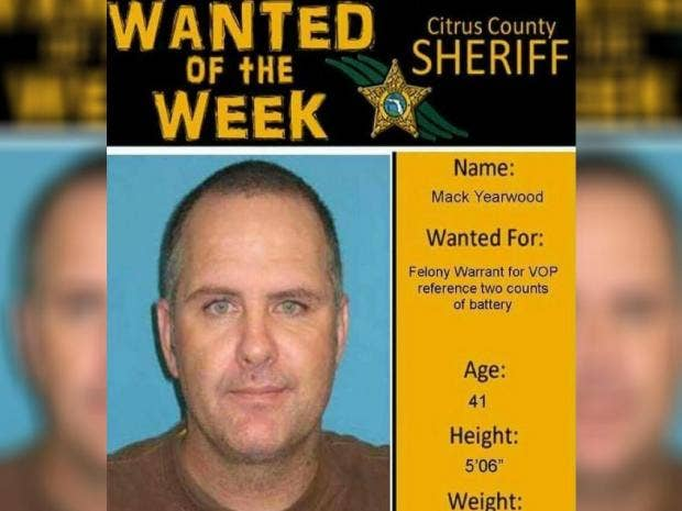 Suspect arrested after using wanted poster as Facebook profile ...