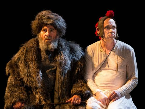 an analysis of royal fool in king lear by william shakespeare