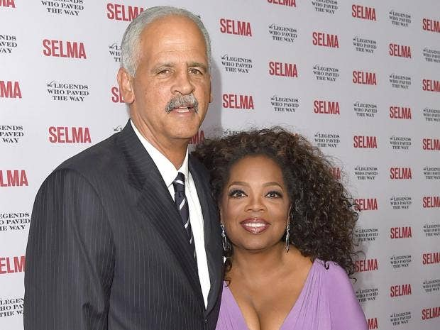 Inside The Relationship Of Oprah Winfrey And Stedman